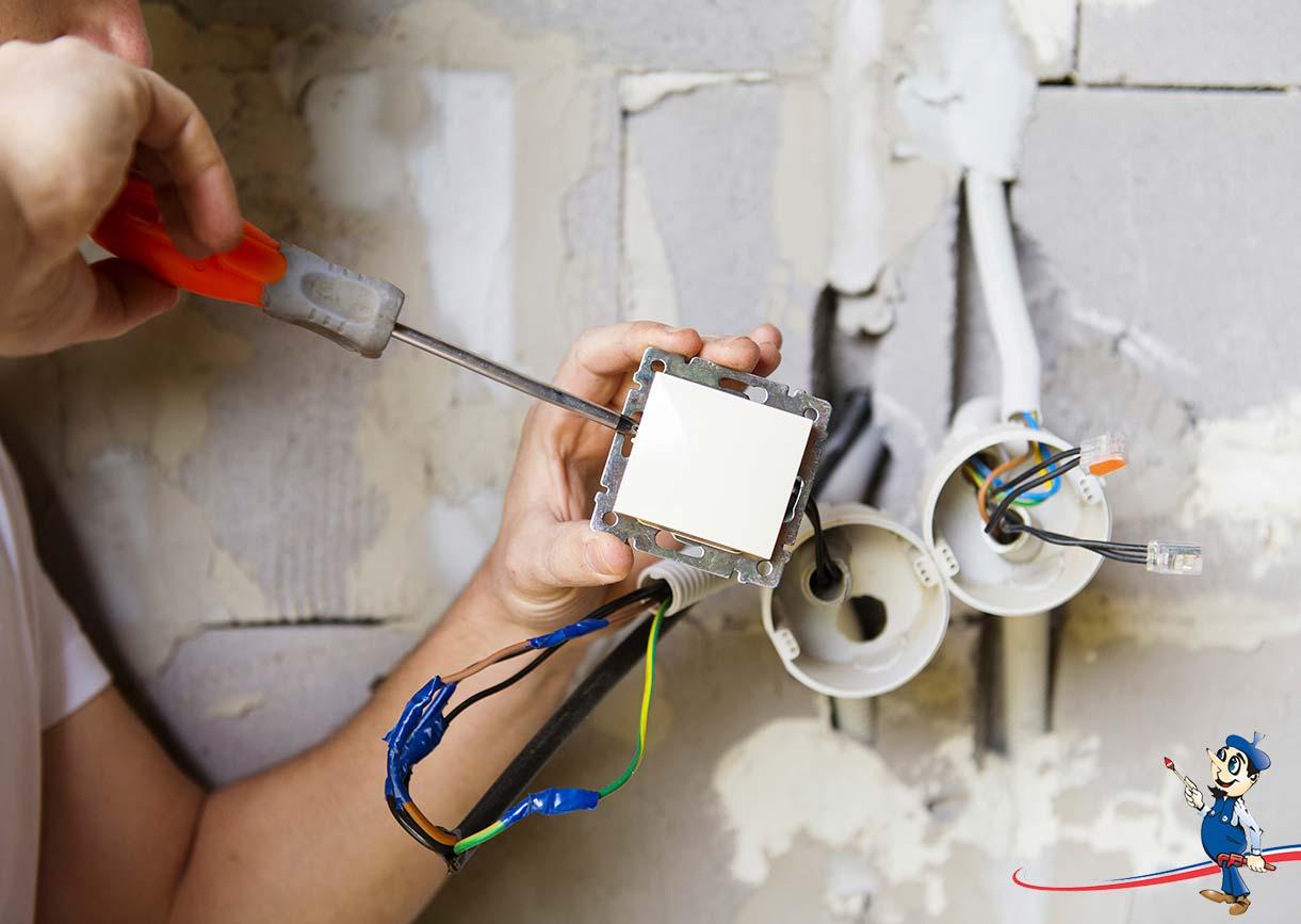 inlocuirea instalatiei electrice